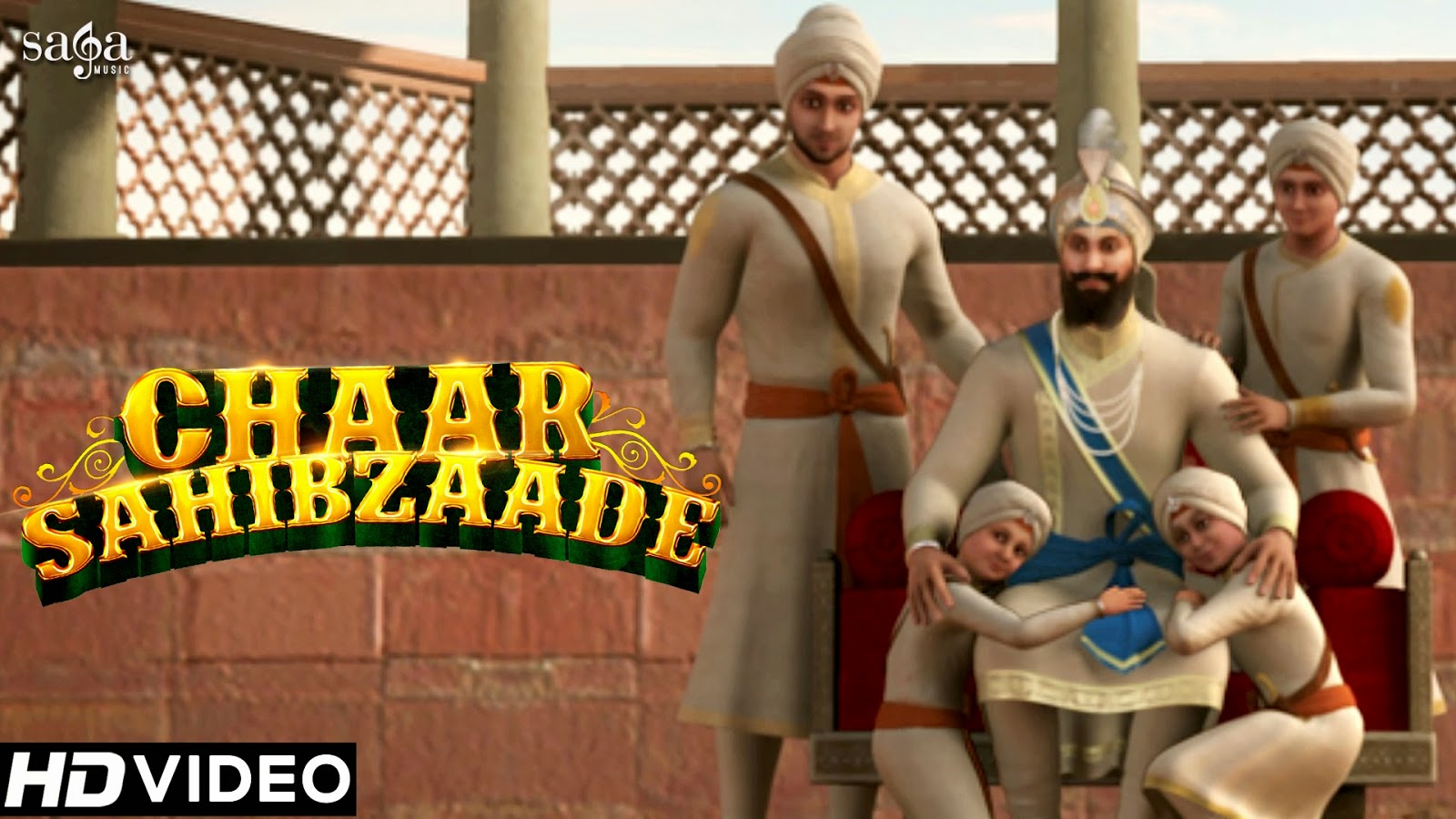 Chaar Sahibzaade By Sukhwinder Singh Mp3 Song Hindi And